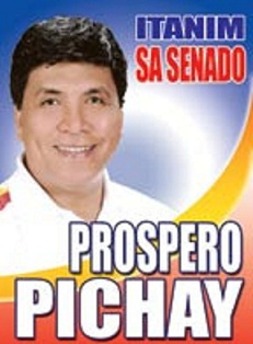 Pichay's ad in 2007 elections