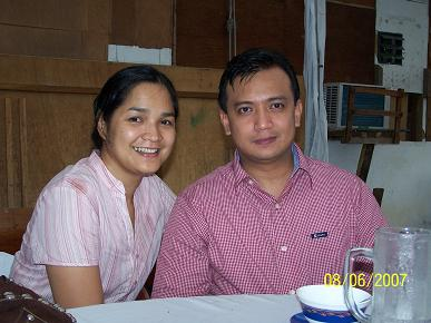 2007 photo while Trillanes was in detention.