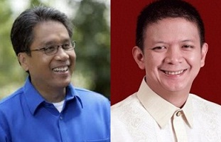 The President's dream team:Roxas-Escudero