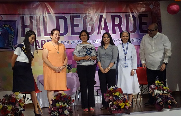 Hildegarde Award for Outstanding Achievement in Print and Online Journalism.