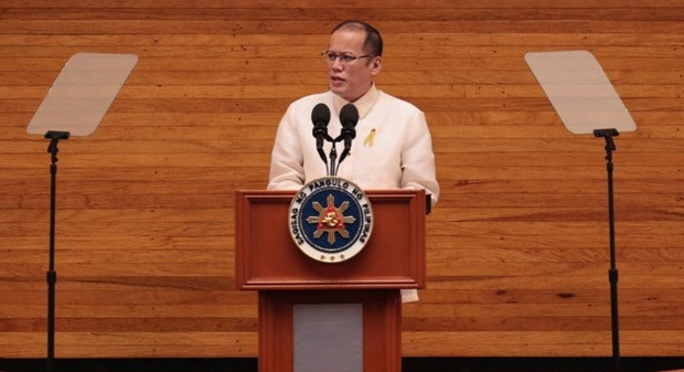 President Aquino delivers his 5th SONA