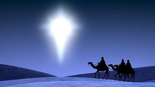 The Three Kings. Image from BBC. UK