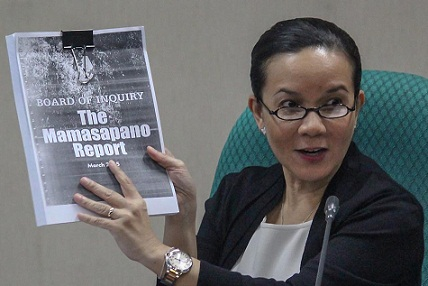 Sen. Grace Poe reveals findings of Senate committee that investigated Mamasapano tragedy.