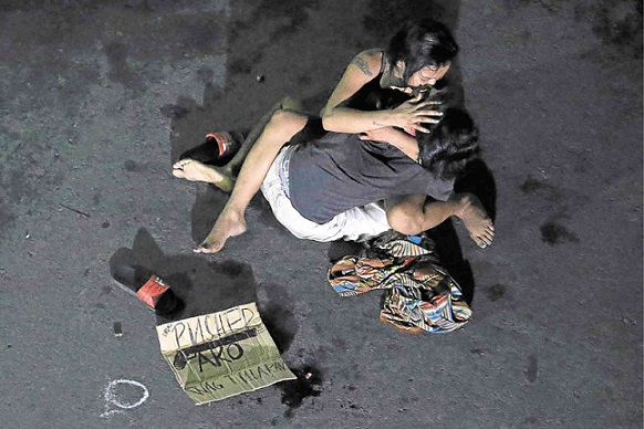 Photo by Raffy Lerma of the Philippine Daily Inquirer.