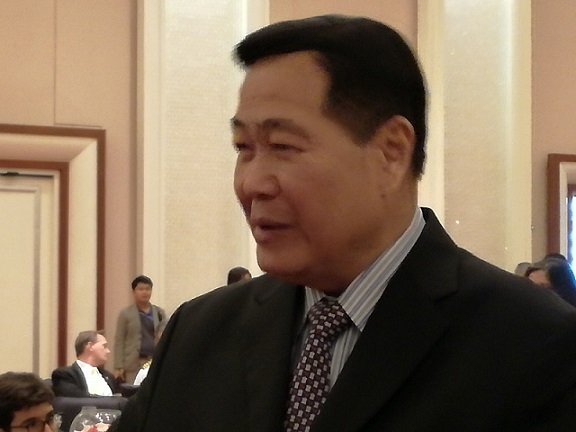 Senior Associate Justice Antonio T. Carpio